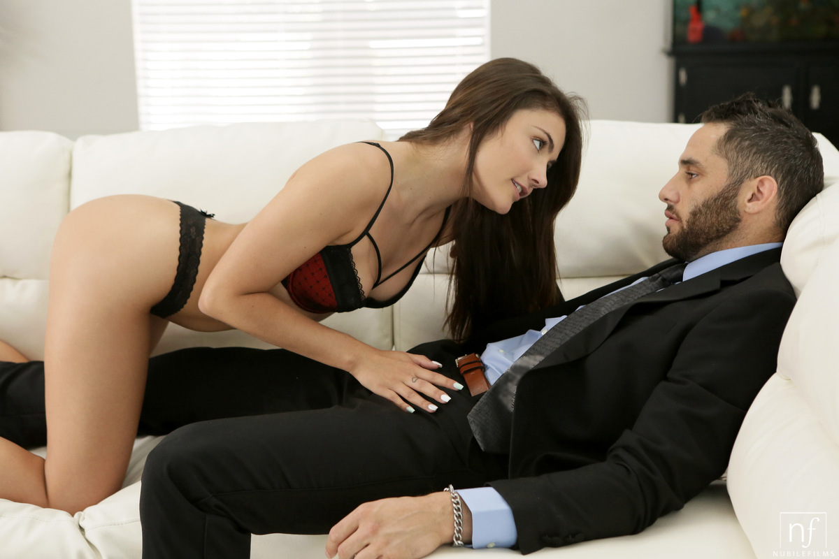 NubileFilms.com - Adria Rae,Damon Dice: Burning Passion - S24:E25