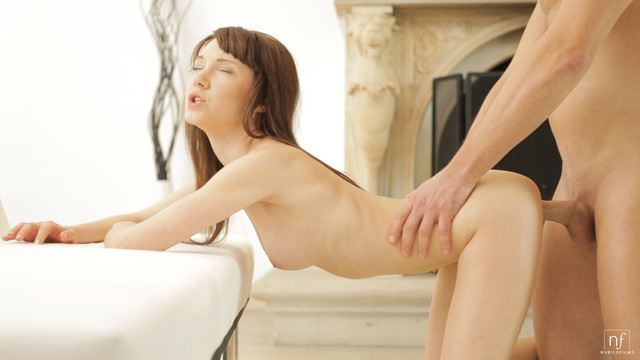 Adrianne on Nubile Films