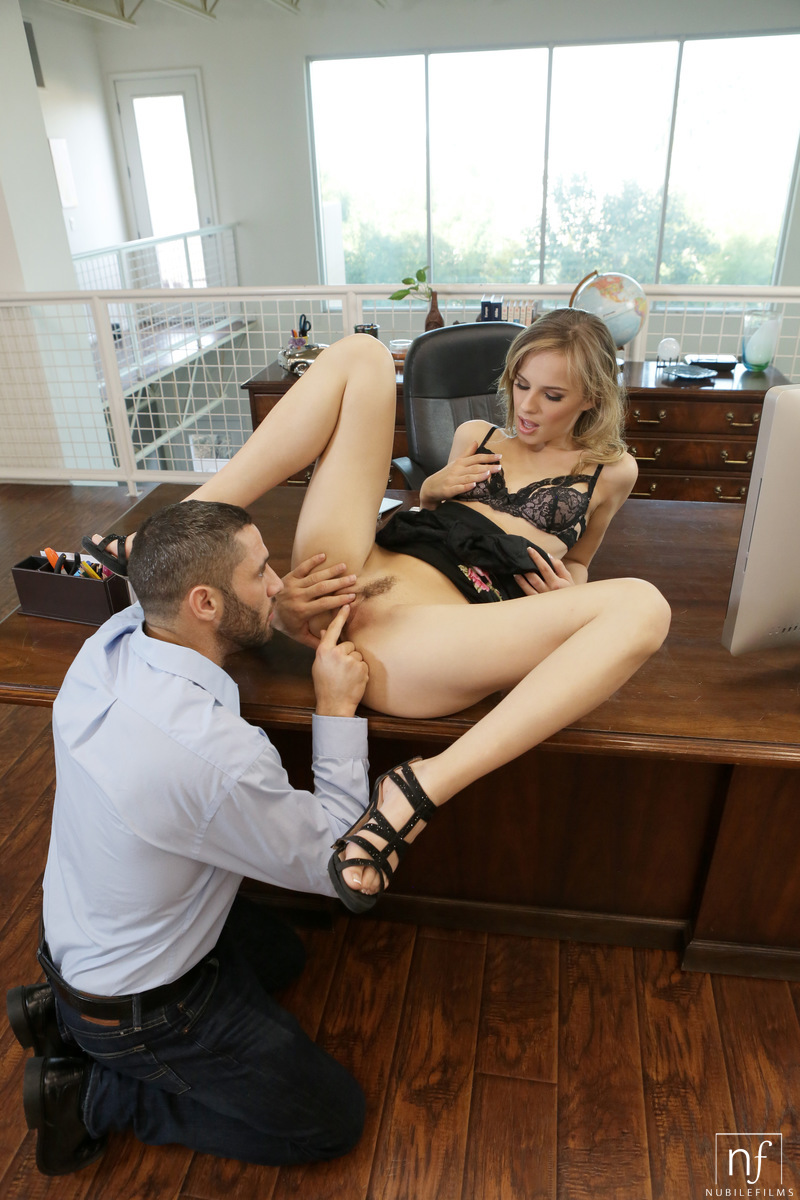 nubile films - office rumors - s23:e2 featuring damon dice and