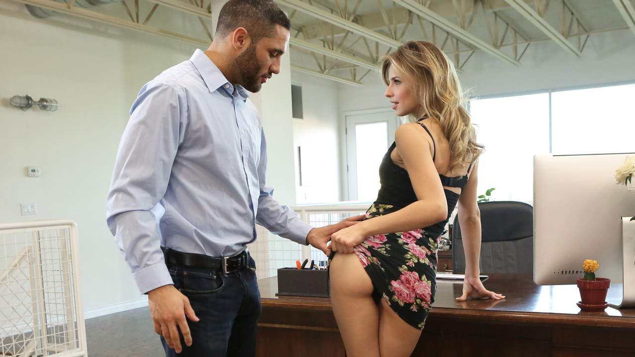NubileFilms – Office Rumors – Jillian Janson