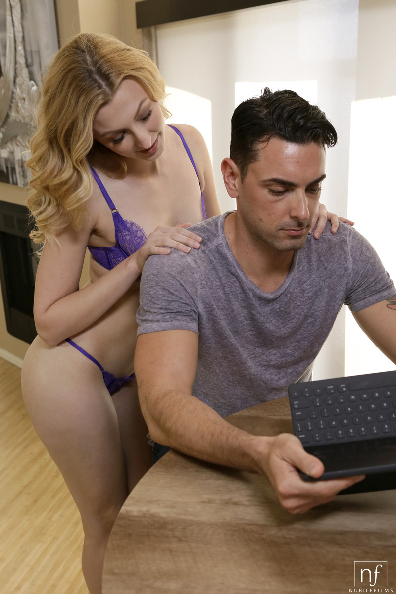 NubileFilms.com - Alexa Grace,Ryan Driller: Sweet Treat - S24:E8