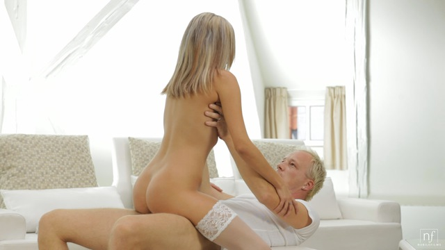 Tracy on Nubile Films