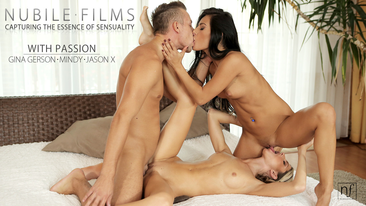 NubileFilms.com - With Passion