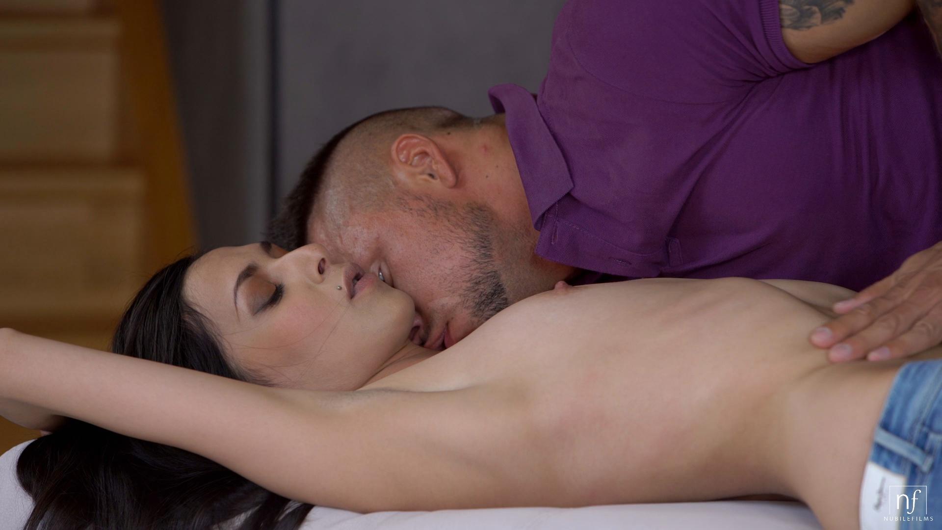 NubileFilms.com - Angelo Godshack,Ashely Ocean: Back To My Room - S30:E5