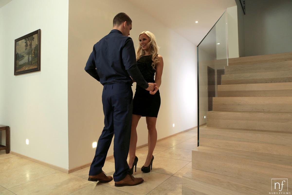 NubileFilms.com - Dido Angel,Max Dior: Creampie Delight - S26:E27