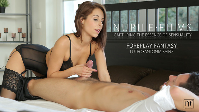 Foreplay Fantasy – Antonia Sainz,Lutro