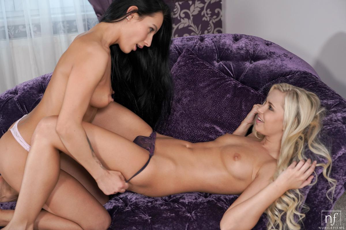 NubileFilms.com - Dido Angel,Mindy: Lesbian Fantasy - S28:E24