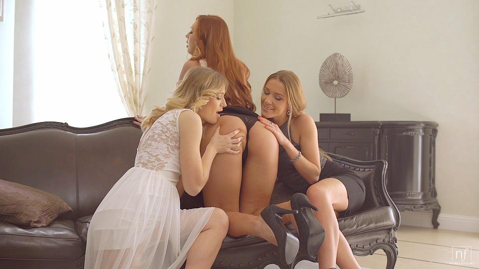 passionate threesome