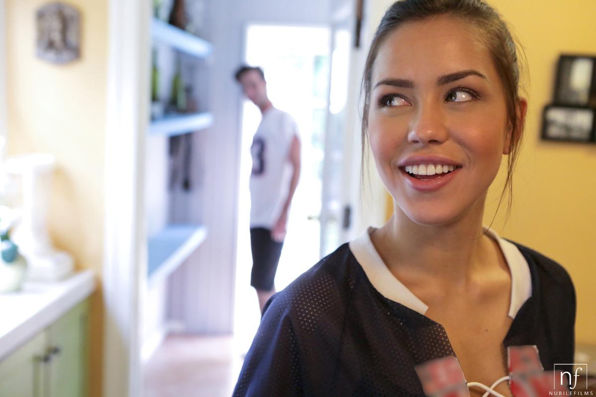 NubileFilms.com - Alina Lopez,Lucas Frost: Touchdown - S28:E29