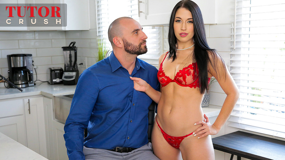 Miss Alex Coal is a teacher by day and a camgirl by night who just wants to get her cock craving pussy fucked hard