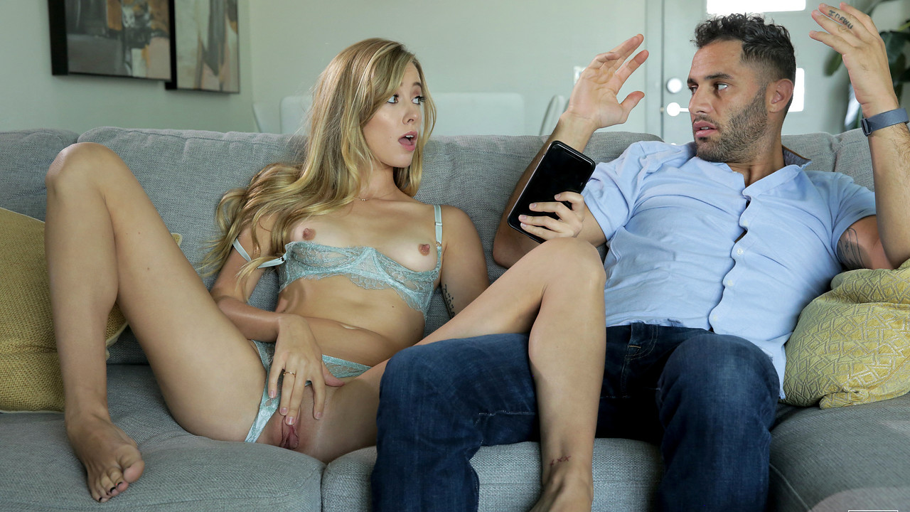 Nubile Films - Hang Up The Phone - S37:E19