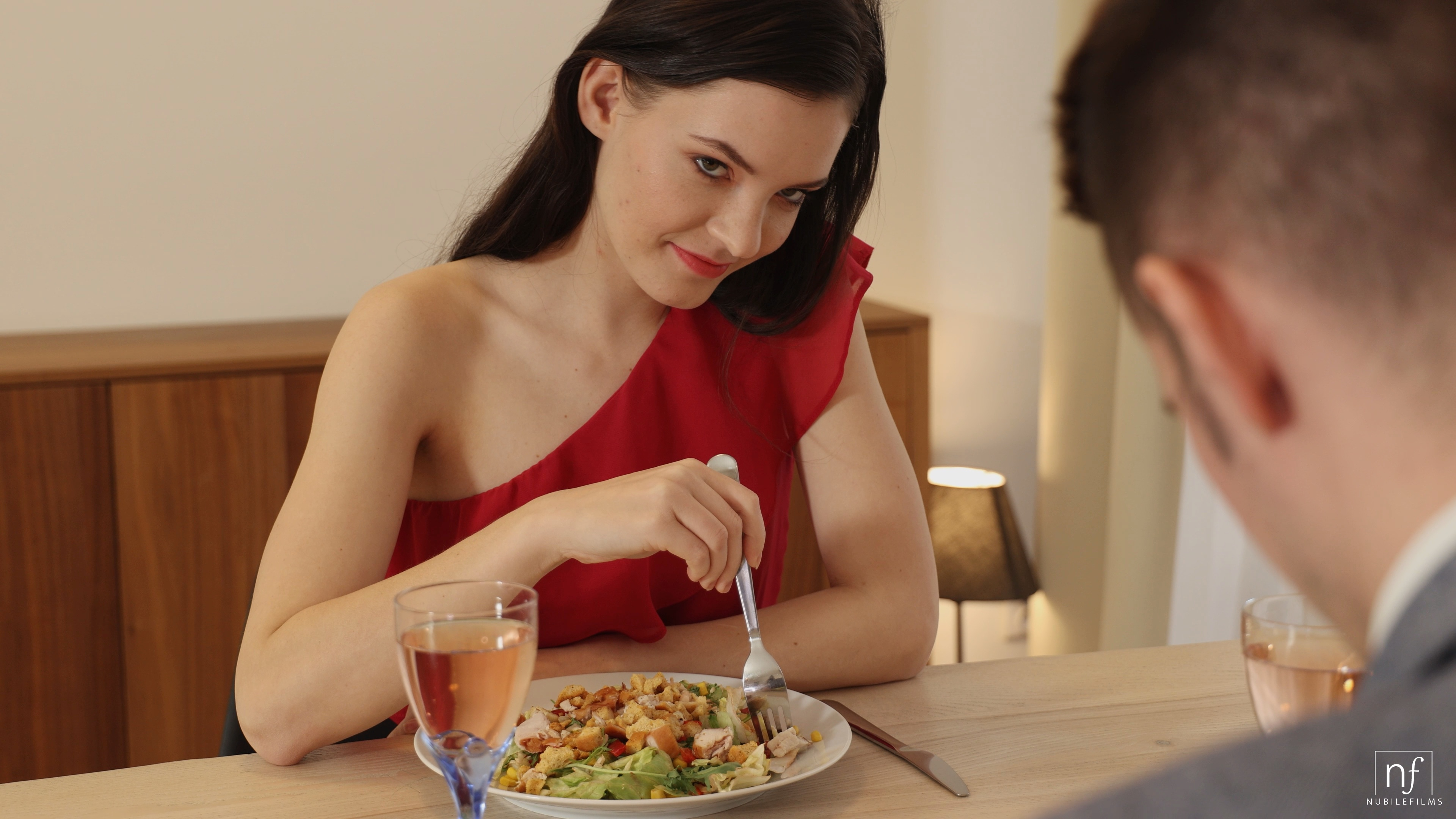 NubileFilms.com - Anie Darling,Sam Bourne: Have A Taste - S38:E15