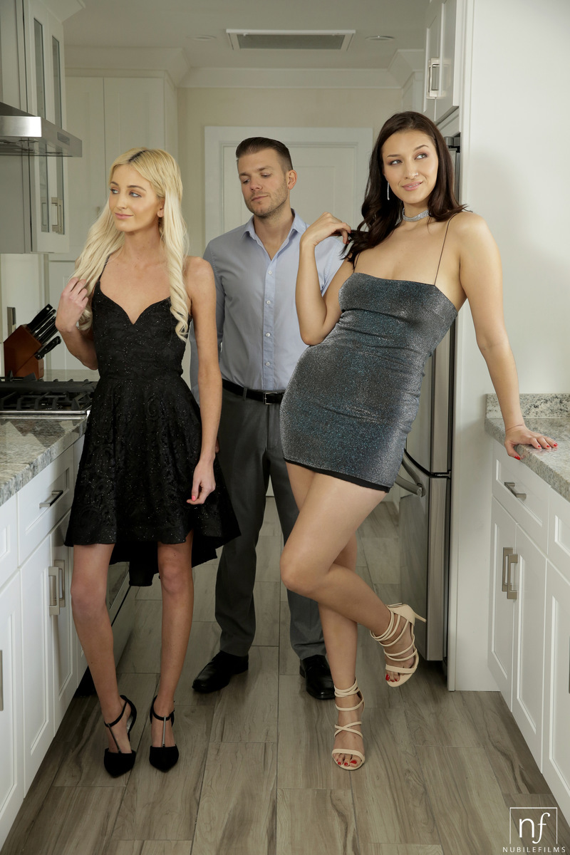 Nubile Films - The Exchange Student Hands On Anatomy - S2