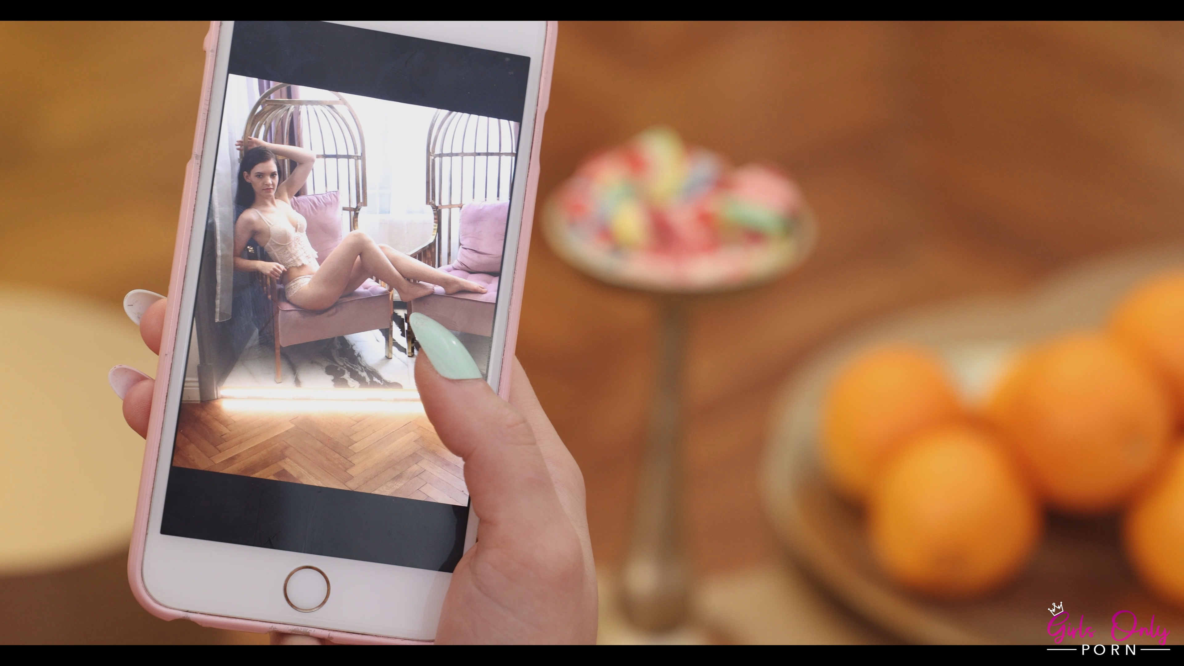 GirlsOnlyPorn.com - Anie Darling,Mia Trejsi: The Sweetest Thing - S2:E2